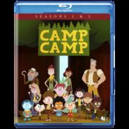 Camp Camp Seasons 1 & 2 Blu-ray