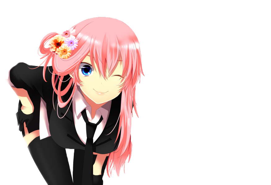 Luka megurine render by yumianimelover-d4zj93h.png
