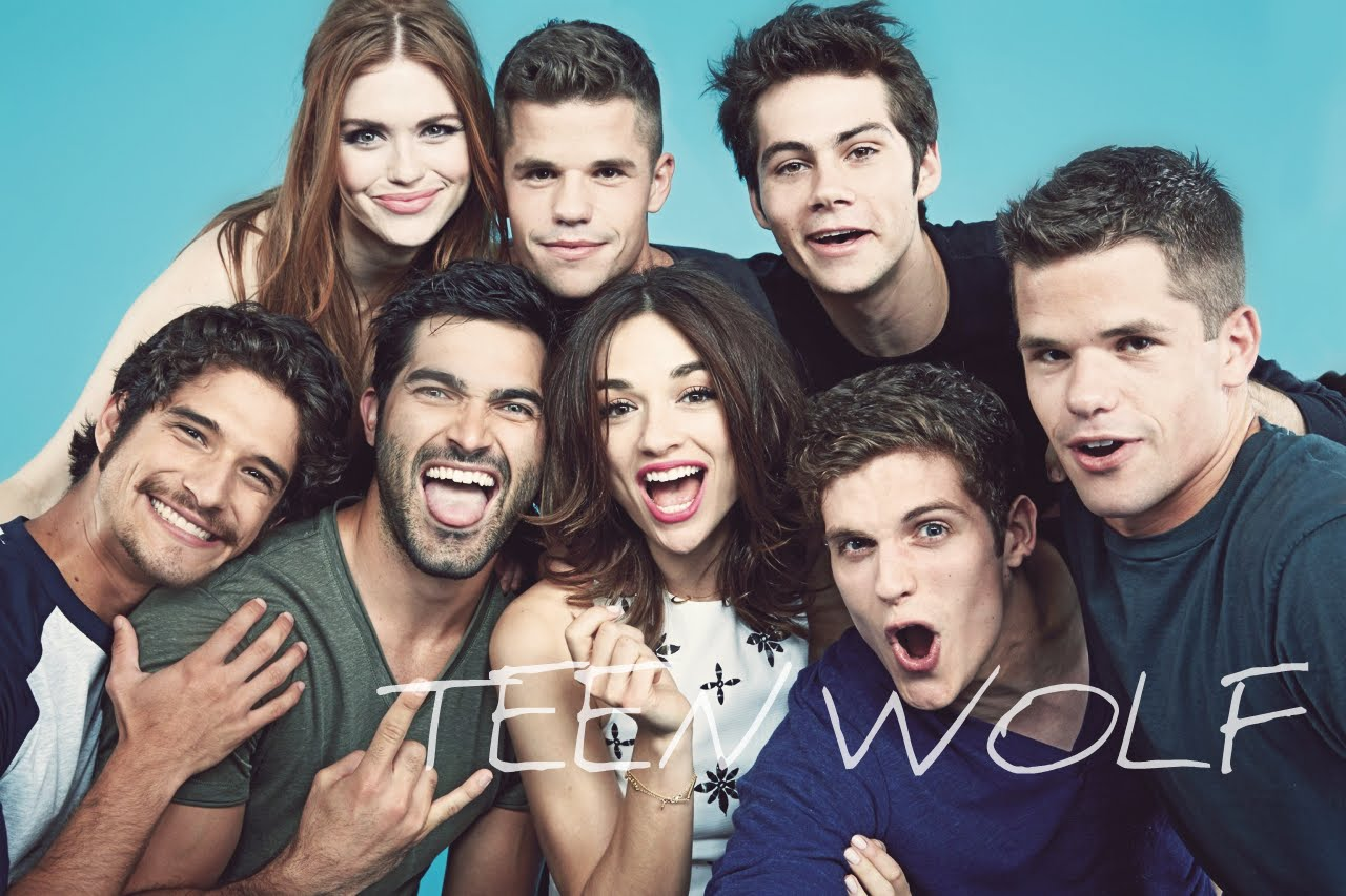 Images/Teen Wolf Cast