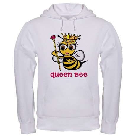 Queen bee hooded sweatshirt.jpg
