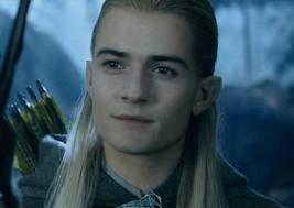 Legolas' Approval