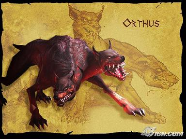 Pets/Orthrus