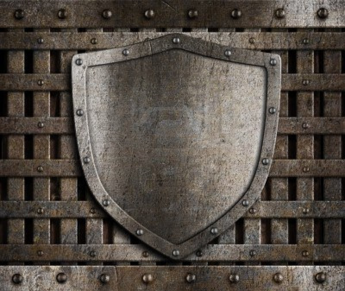 12202049-aged-metal-shield-on-wooden-medieval-gates.jpg