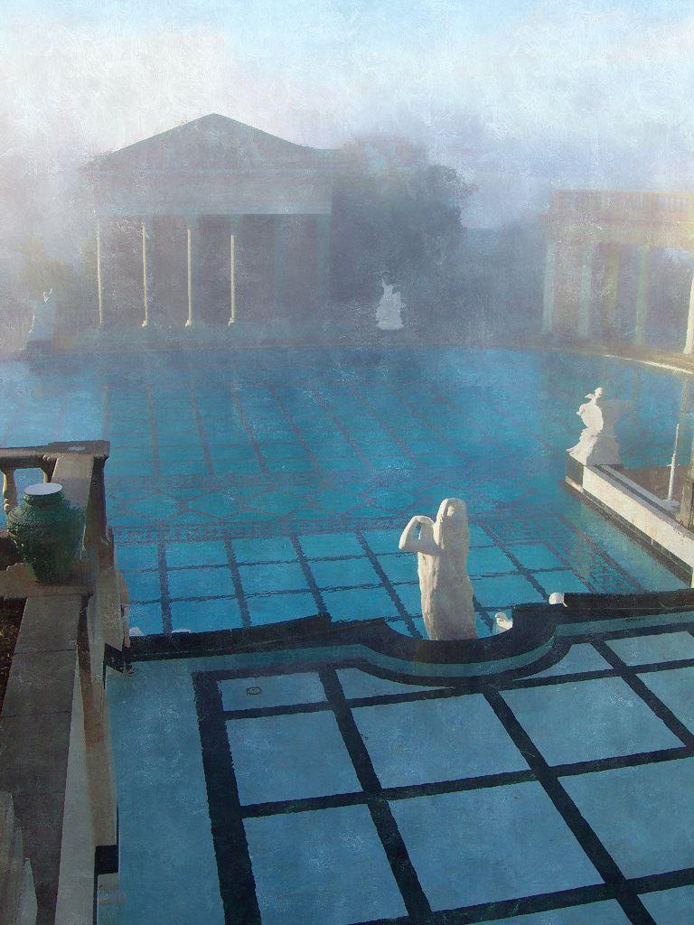 The Sanctuary/Veritum Unitum HQ/Pool