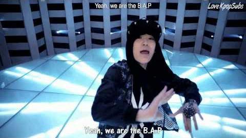 B.A.P - No Mercy MV English subs Romanization Hangul HD