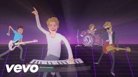 Owl City - Unbelievable (Animated Main Video) ft