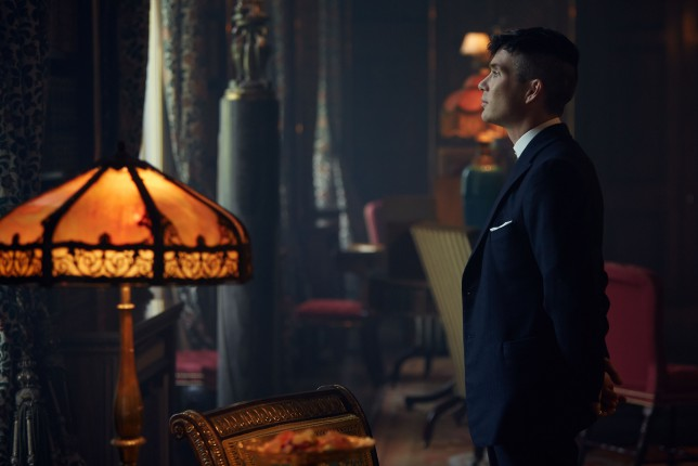 Thomas Shelby/Bedroom
