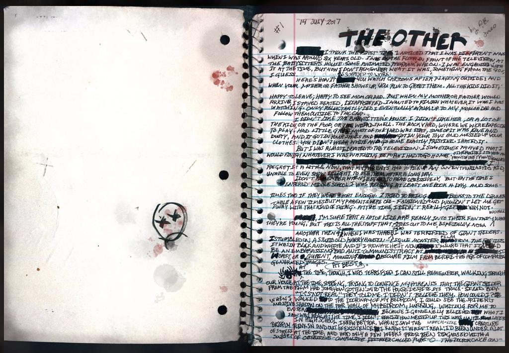Drew Campwood/Murder Notebook