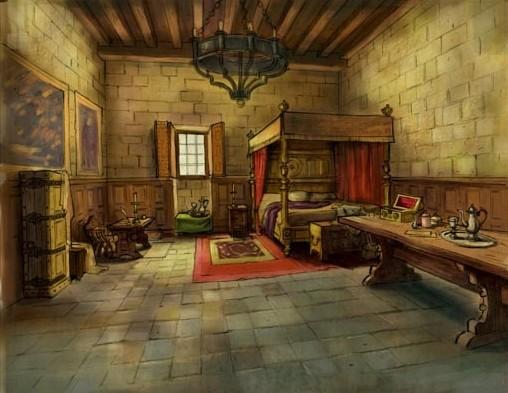 The Sanctuary/Veritum Unitum HQ/Rooms