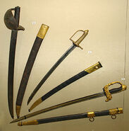 Collection of Swords
