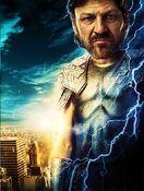 Percy Jackson Zeus by Billytheretired