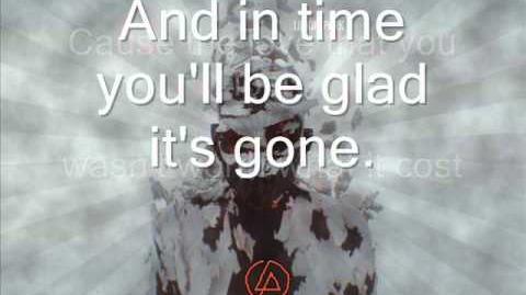 Linkin_Park_-_Roads_Untraveled_HQ_Lyrics_on_screen