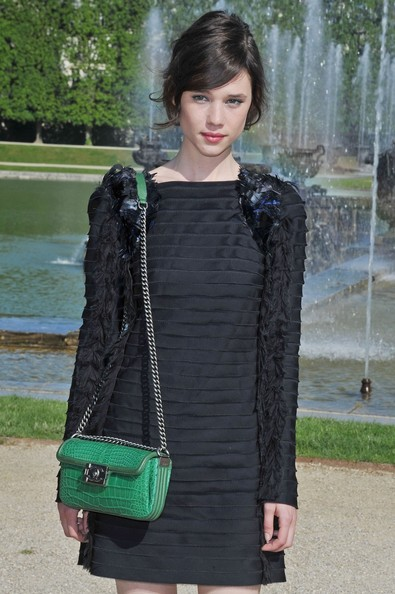 Astrid Berges Frisbey attends Croisiere 2012 DQb hWh3A3ol.jpg