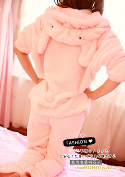 Autumn-and-winter-rabbit-ear-hats-animal-lounge-rabbit-sleepwear-coral-fleece-sleepwear-female-cartoon-set.jpg 350x350.jpg