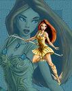 The Goddess Harmonia by chronicdoodler