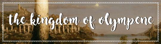 EvilhariboMadness/The Kingdom of Olympene