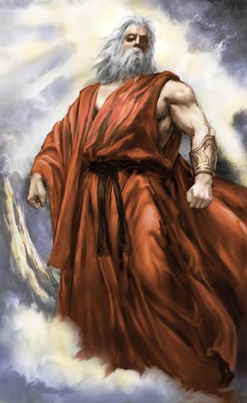 Greek God Encyclopedia