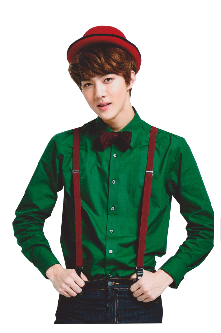 Sehun png render by pinktapexoxo-d6zmzkh.png