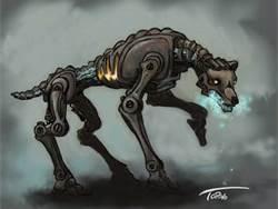 Pets/Scott's Automaton Dog Wallace