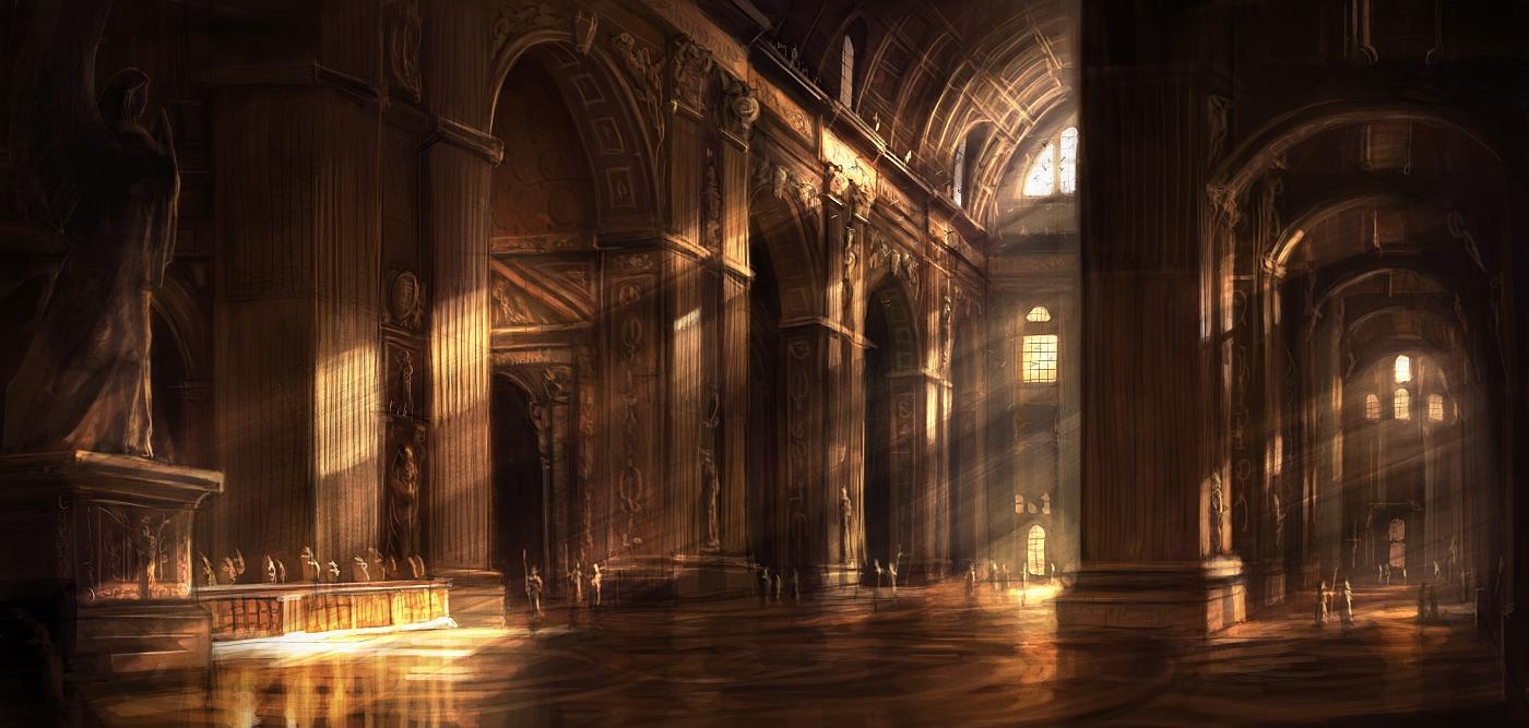 The Sanctuary/Veritum Unitum HQ