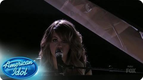 "Angie_Miller_Performs_""Love_Came_Down""_-_AMERICAN_IDOL_SEASON_12"