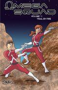 Omega Squad Vol 1 Cover