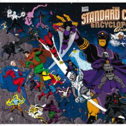 Standard Comics Encyclopedia (Abridged) Vol 1