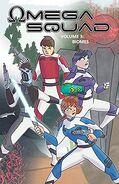 Omega Squad Vol 3 Cover