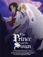 The Prince and the Swan Volume 3 Cover