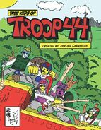 Tree Kids of Troop 44 Cover