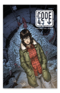 Code 45 Issue 1 Cover