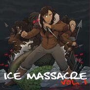 Ice Massacre Volume 1 Cover