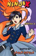 Ninja X Chapter 3 Cover
