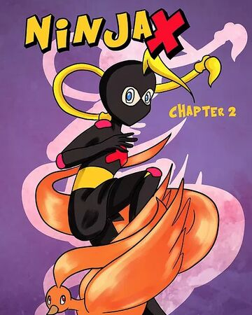 Ninja X Chapter 2 Cover.jpg