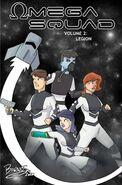 Omega Squad Vol 2 Cover