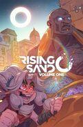Rising Sand Volume 1 Cover