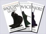The Black Magician Trilogy