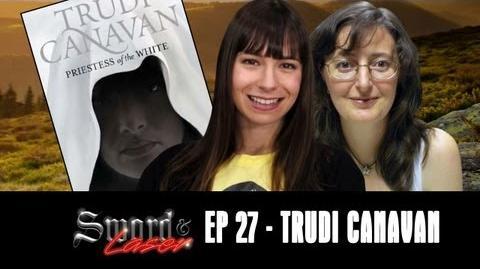Interview to Trud Canavan