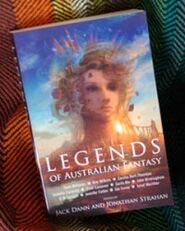 Legends of Austrsalian Fantasy