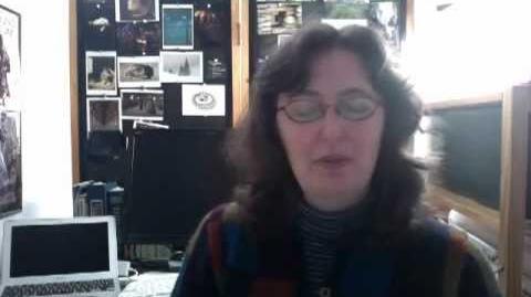 Trudi Canavan talks to Dark Matter Part 5