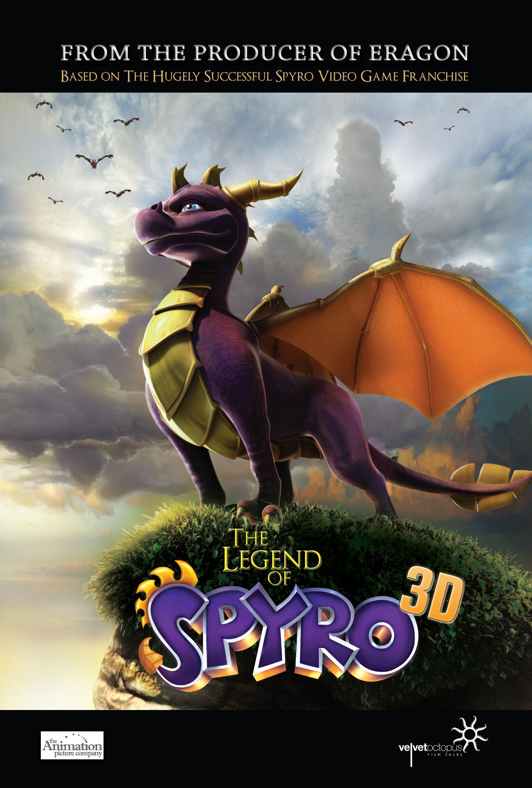 Legend of Spyro 3D