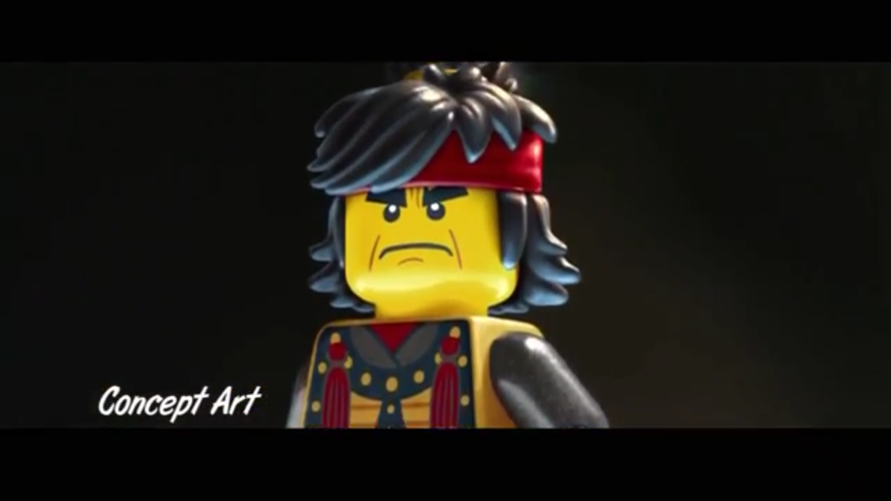 The LEGO Ninjago Movie (Alternate Script)