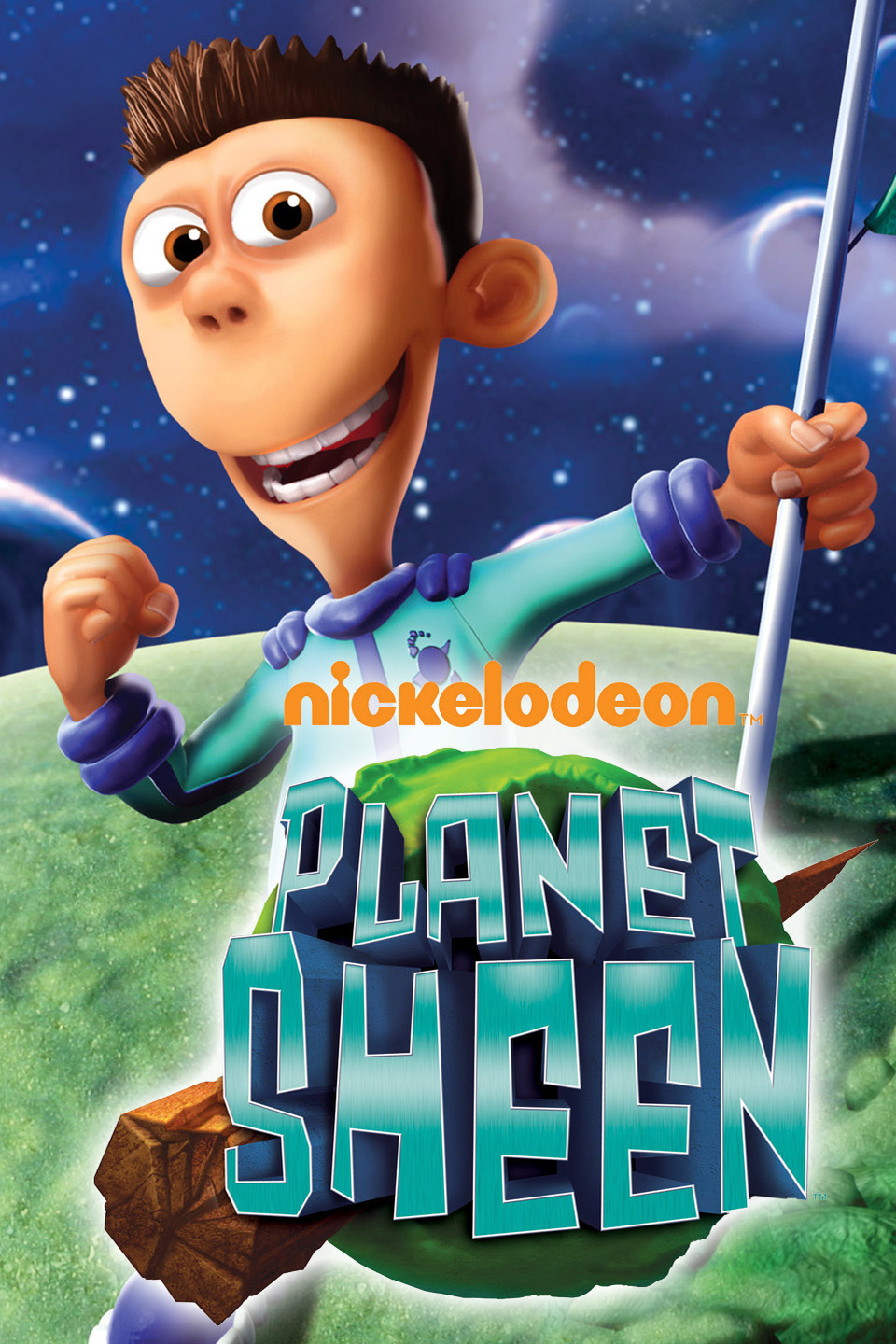 Untitled Planet Sheen TV Movie