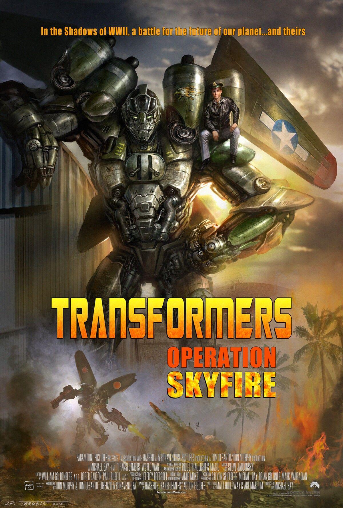 Transformers: Operation Skyfire