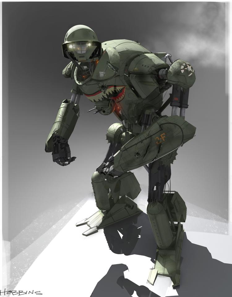 Calling All Robots