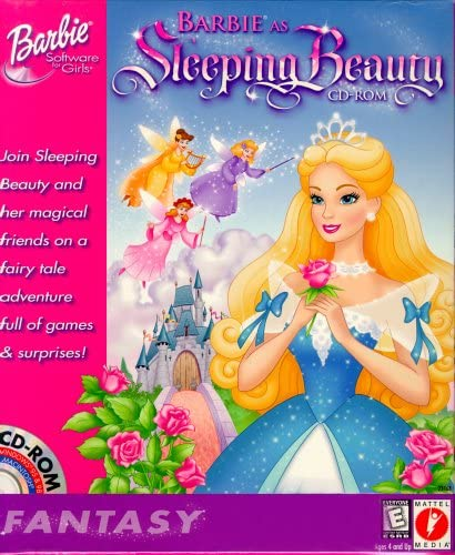 Barbie as The Sleeping Beauty