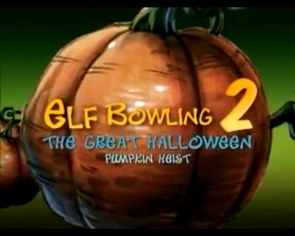 Elf Bowling 2: The Great Halloween Pumpkin Heist
