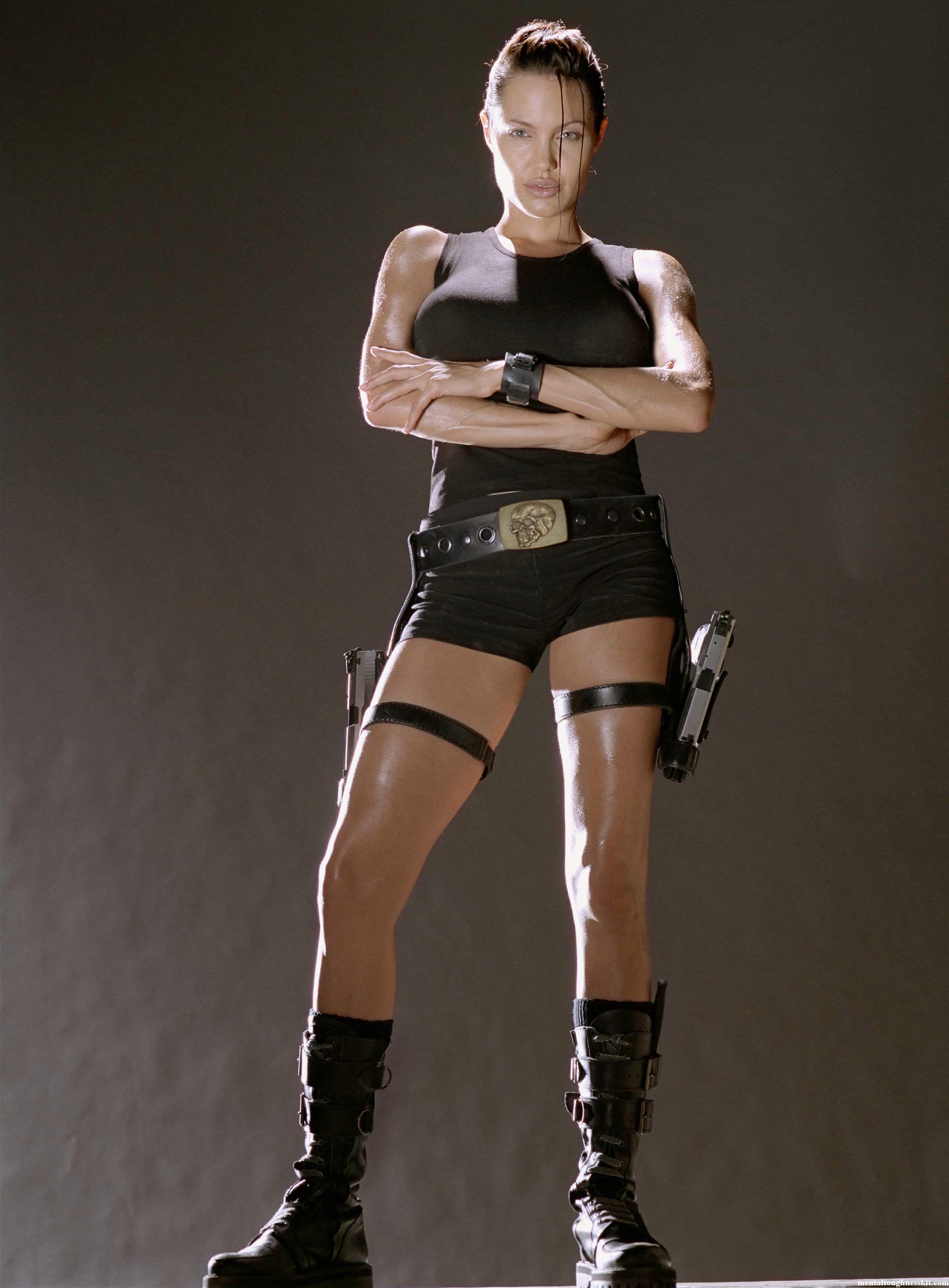 Lara Croft: Tomb Raider 3 (Angelina Jolie version)