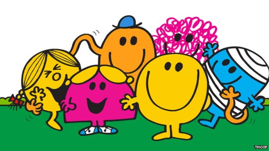 Untitled Mr. Men Movie
