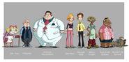 BBM Characters